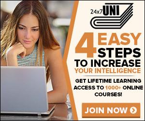 24x7 E-University