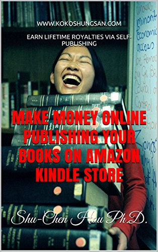 make money online publish ebooks