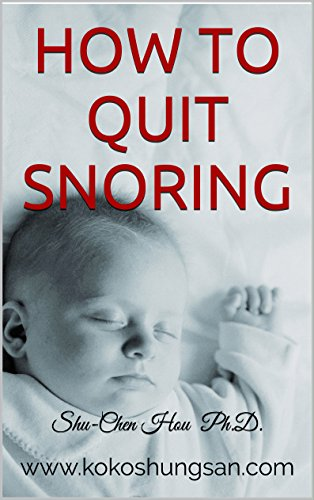 HOW TO QUIT SNORING